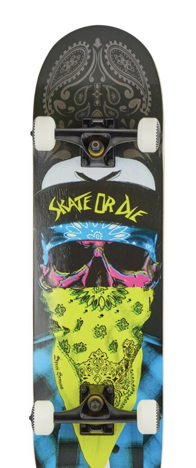 Speed Demons Gang Complete Skateboard (Mob)