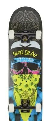 Speed Demons Gang Complete Skateboard (Mob)