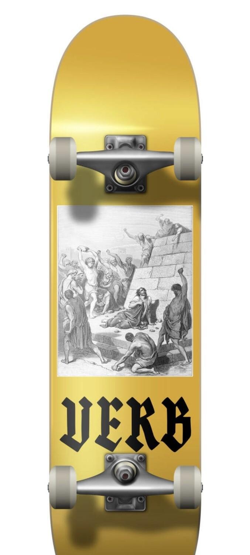 Verb Complete Skateboard (Color: Stoned)