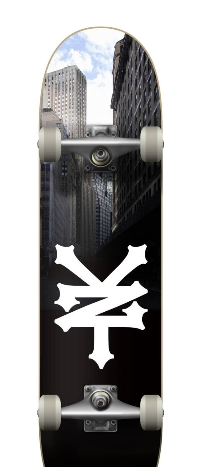Zoo York Crackerjack Complete Skateboard (Wall Street)