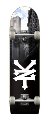 Zoo York Crackerjack Complete Skateboard (Wall Street)