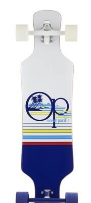 "Ocean Pacific 36"" Drop Through Complete Longboard (Offshore)"