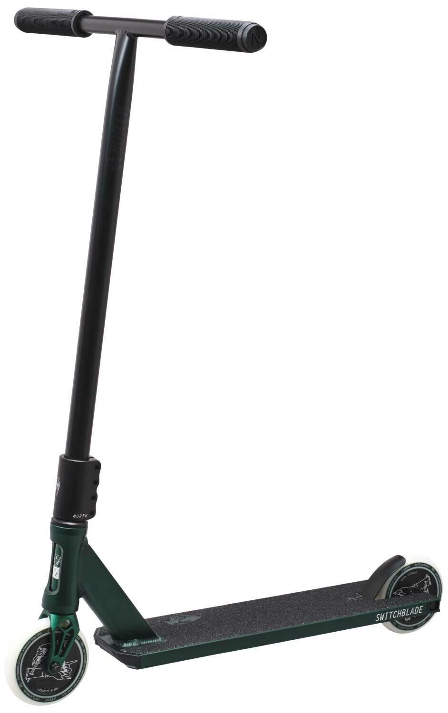 North Switchblade 2020 Pro Scooter (Forest & Black) triku skrejritenis