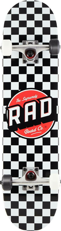 RAD Dude Crew Complete Skateboard