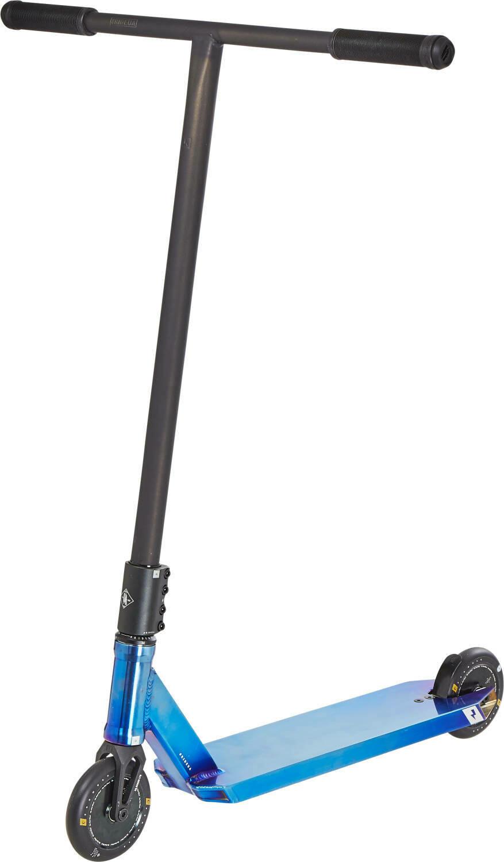 UrbanArtt Primo V3 Pro Scooter (Neo Blue) triku skrejritenis