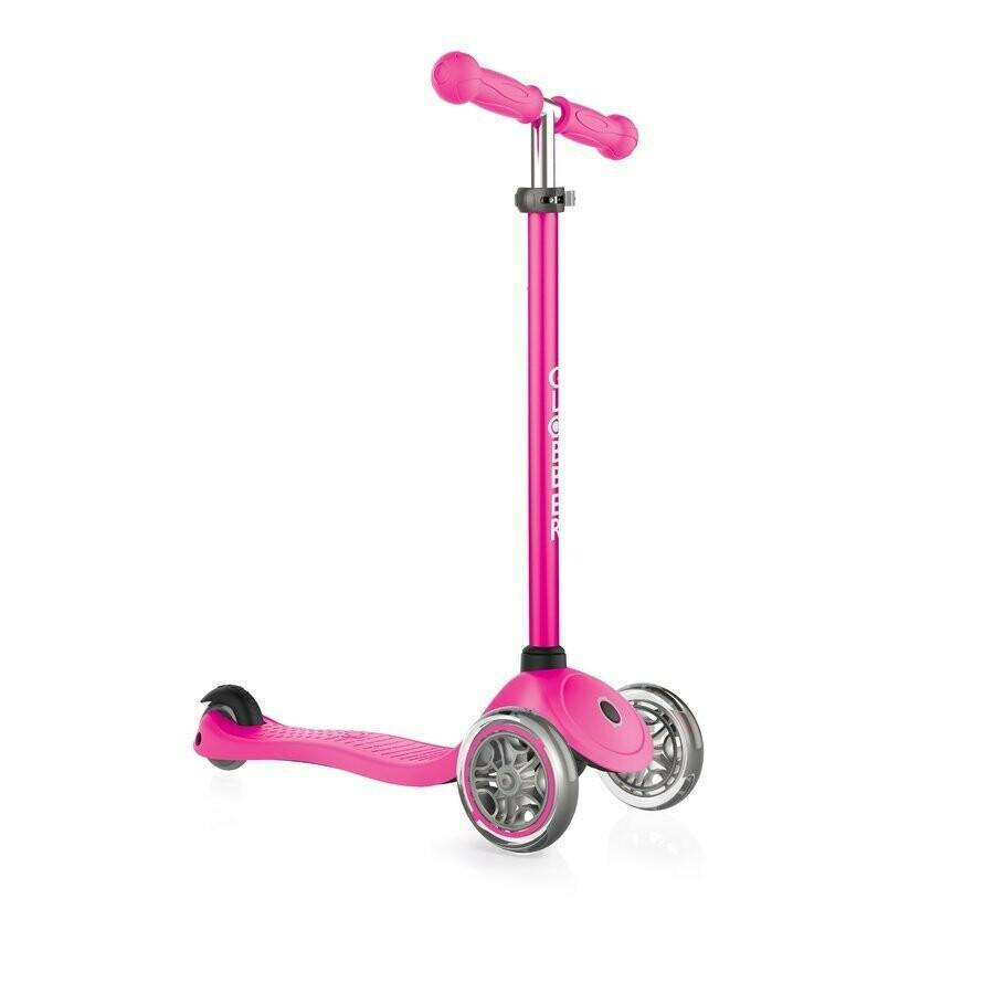 Globber Primo 422-110-3 Neon Pink skrejritenis