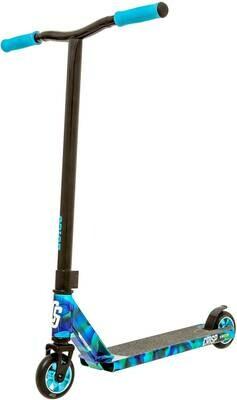 Crisp Switch 2020 Pro Scooter Cloudy Blue/Black triku skrejritenis