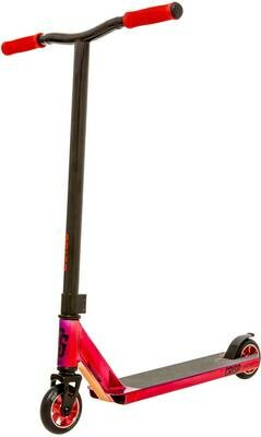 Crisp Switch 2020 Pro Scooter Purple/Red/Black triku skrejritenis