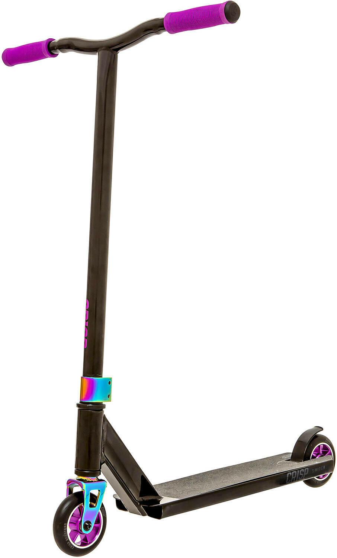 Crisp Switch 2020 Pro Scooter Black/Purple triku skrejritenis