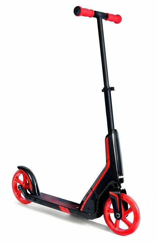 Jdbug MS185 Pro red scooter skrejritenis