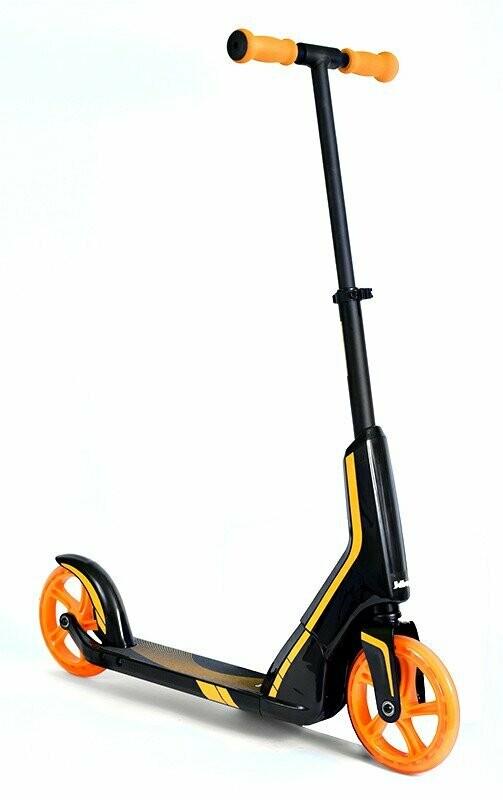 Jdbug MS185 Pro orange scooter skrejritenis