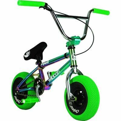 Wildcat Royal Original 2A Mini BMX Bike Green