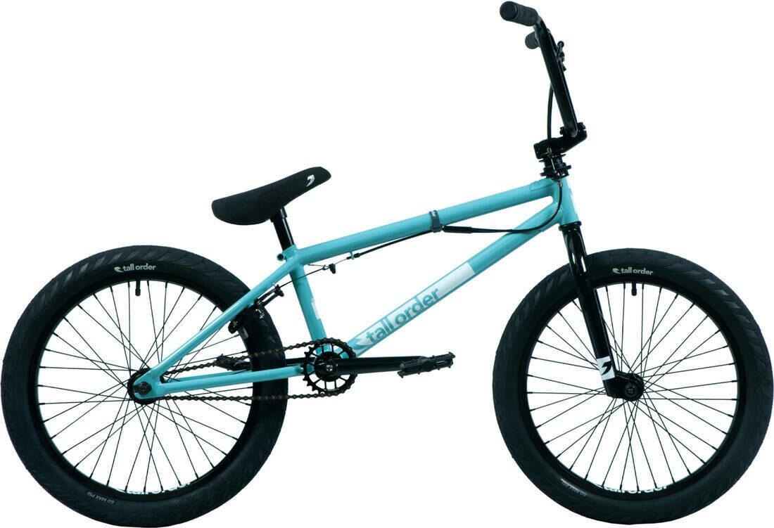 "Tall Order Ramp Gyro 20"" BMX Freestyle Bike  Gloss Slate Blue ritenis"