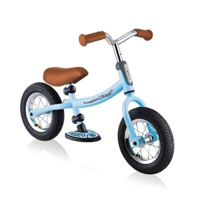 GLOBBER GO BIKE AIR Balance Bike sky blue balansa ritenis