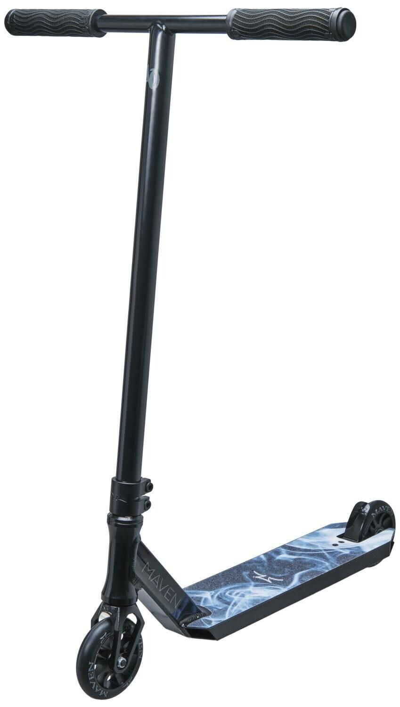 AO Maven 2021 Pro Scooter Black triku skrejritenis