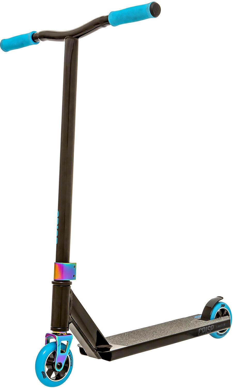 Crisp Switch 2020 Pro Scooter Black/Blue triku skrejritenis