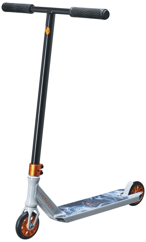 AO Maven 2021 Pro Scooter Black/Orange triku skrejritenis