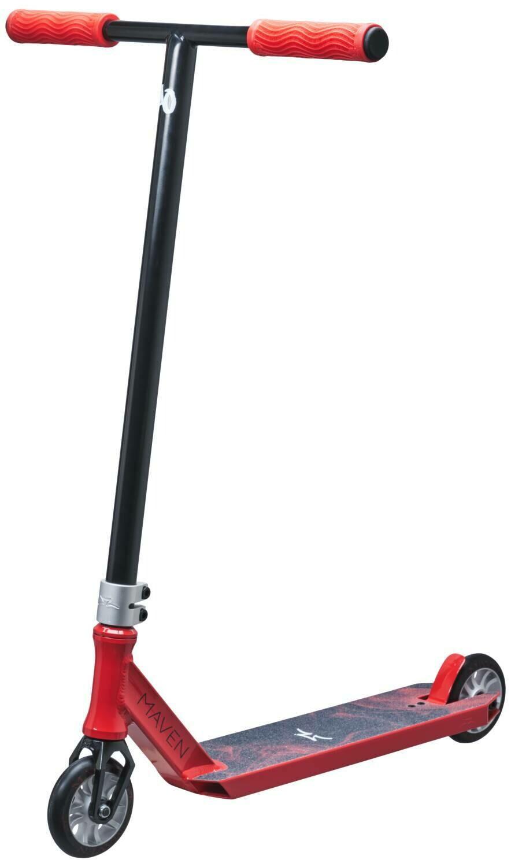 AO Maven 2021 Pro Scooter Red triku skrejritenis