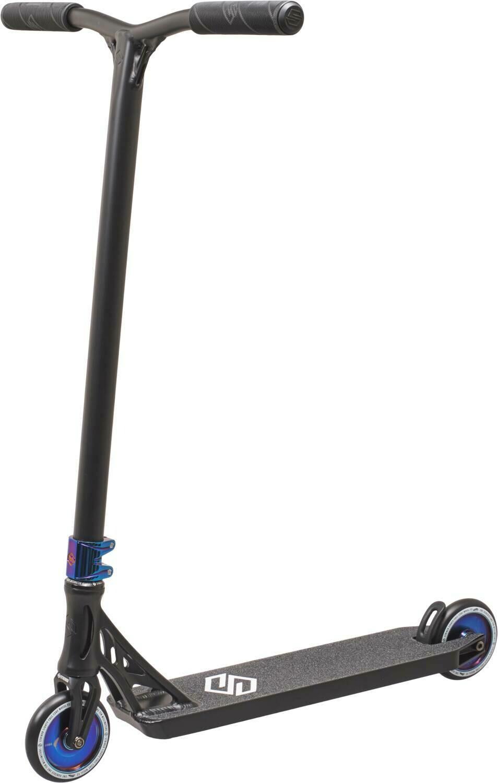 Striker Essence Pro Scooter Blue Chrome triku skrejritenis