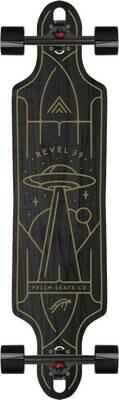 Prism Revel 39 Complete Longboard Liam Ashurst skrituļdēlis