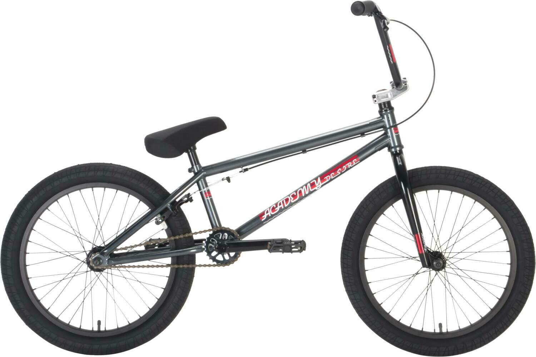 "Academy Desire 20"" 2021 BMX Freestyle Bike Color: Gun Metal Grey"