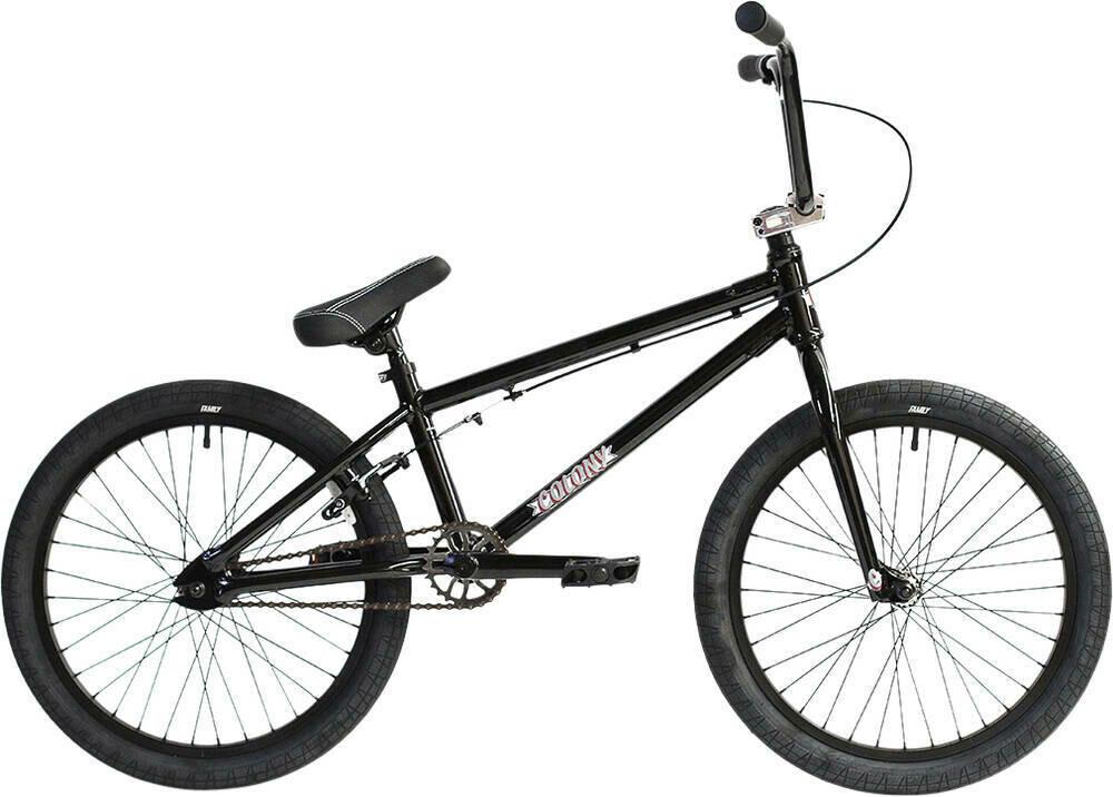 "Colony Horizon 20"" 2021 BMX Freestyle Bike  Gloss Black/Polished"