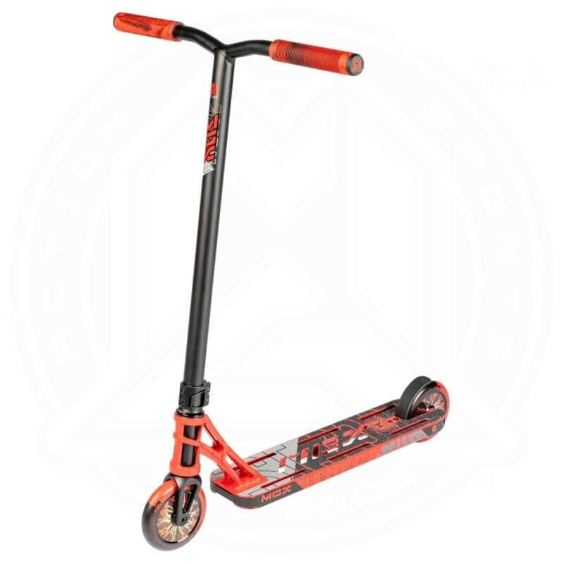 MGP MGX Pro Scooter Red/Black