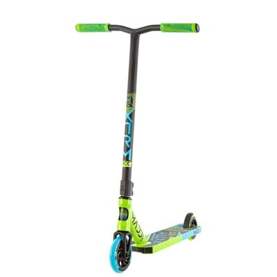 MADD GEAR Kick Extreme 2020 Scooter Green/Blue