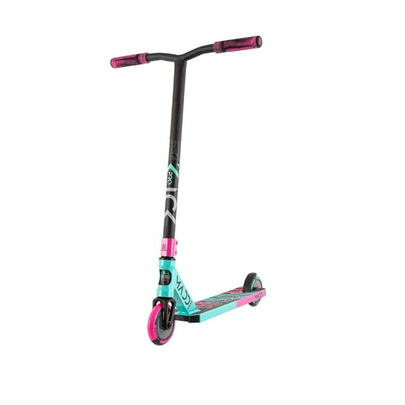MADD GEAR Kick Pro 2020 Scooter Teal/Pink