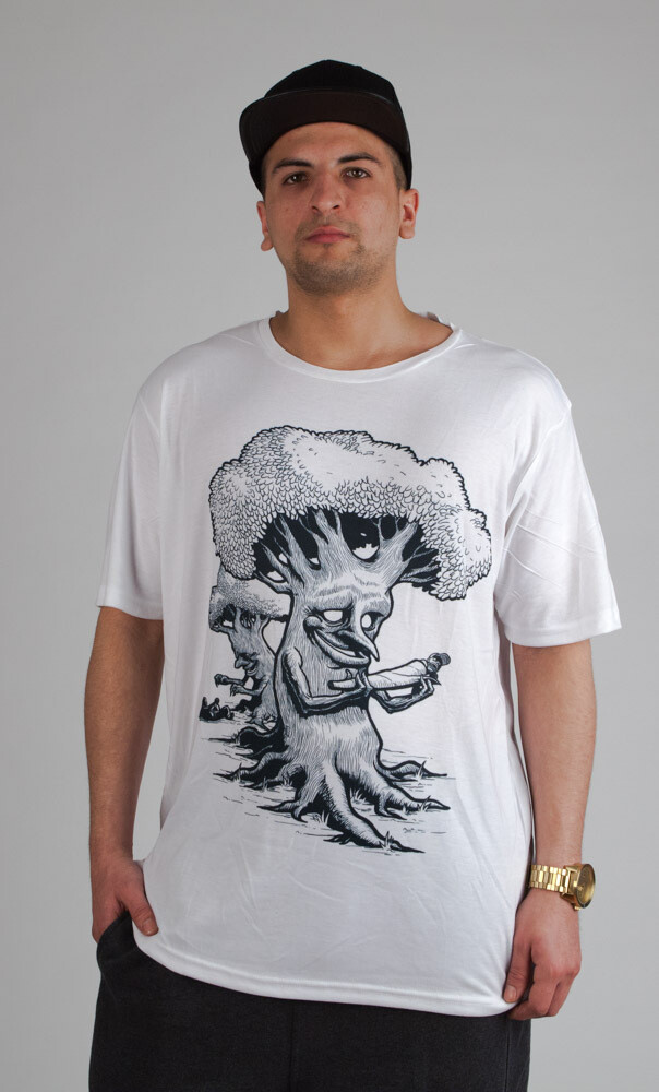 Smoking Trees - T-Shirt