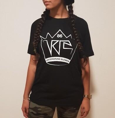 VRS Wear Crown - Limited Black Edition - T-Shirt