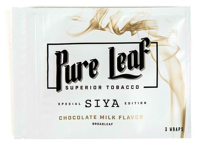 Pure Leaf Wraps - Chocolate Vanilla