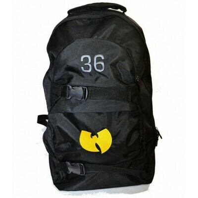 WU WEAR - WU BACKPACK - WU-TANG CLAN