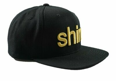 Shine Gold Gang Snap Back