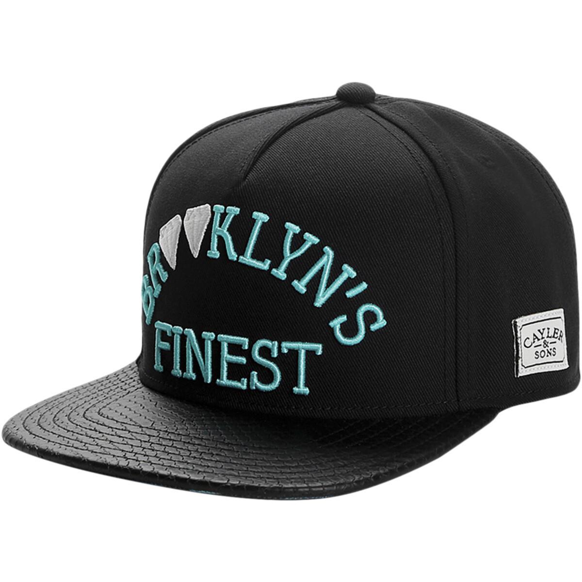 C&S WL BK's Finest Cap