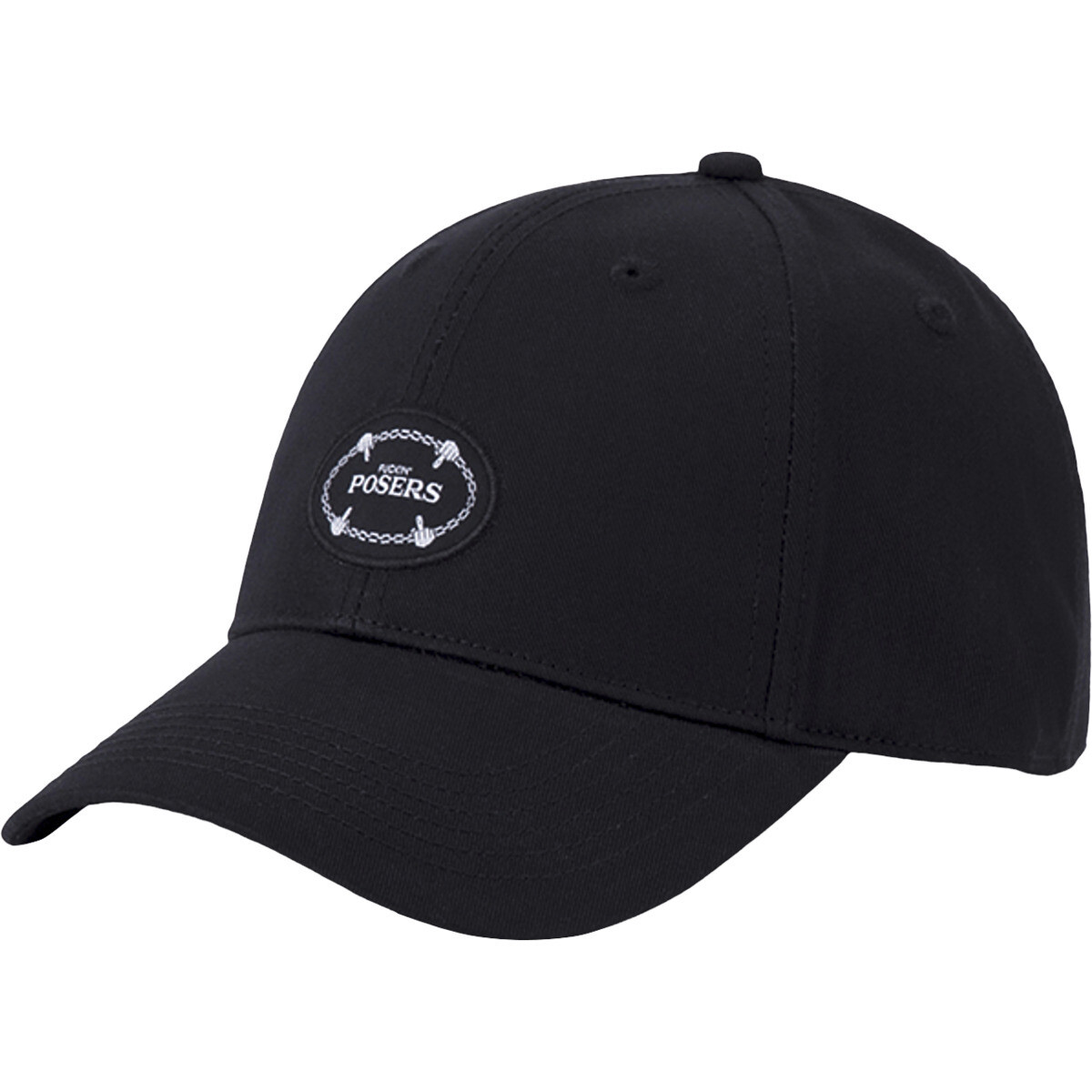 C&S WL Posers Curved Cap