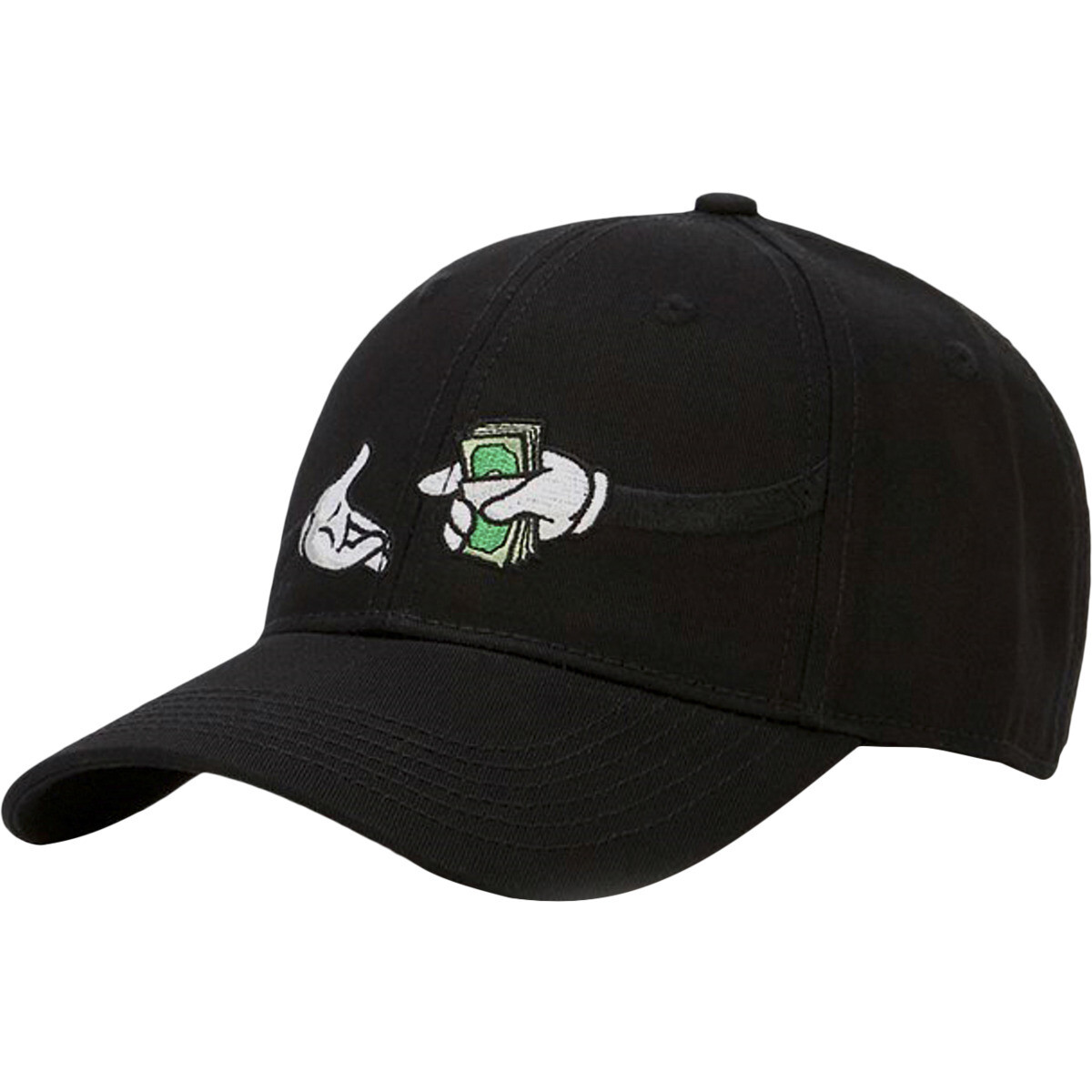 C&S WL God Given Curved Cap