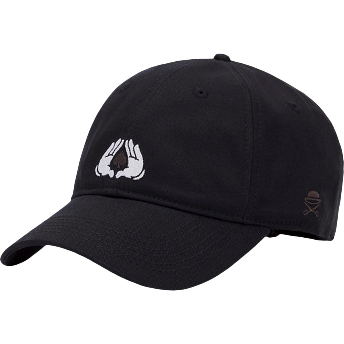 C&S WL All In Curved Cap