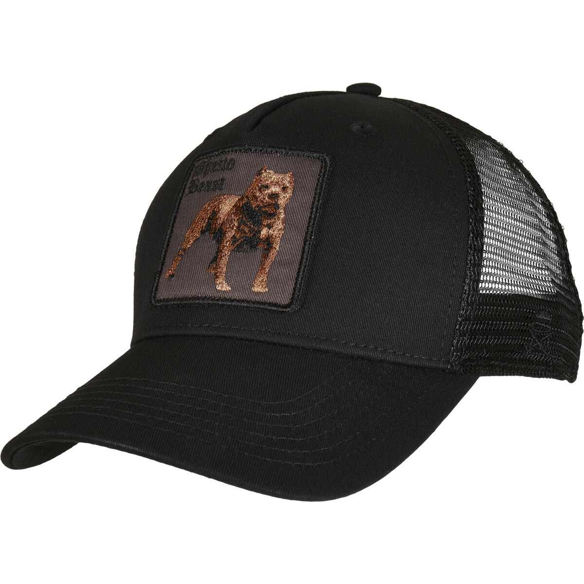 C&S WL Ghetto Beast Curved Trucker Cap