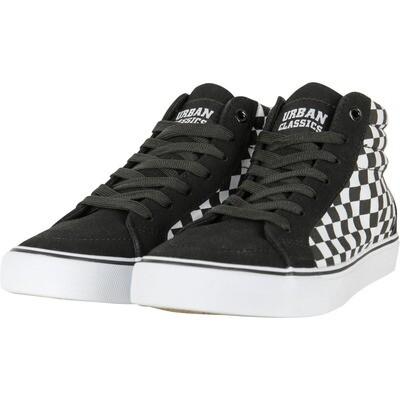 Printed High Canvas Sneaker