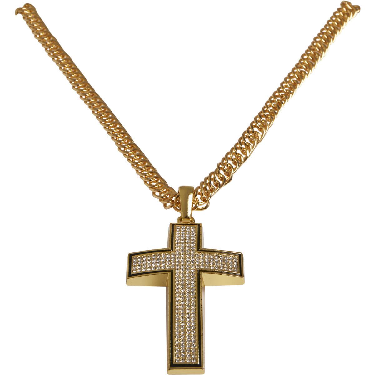 Big Cross Necklace