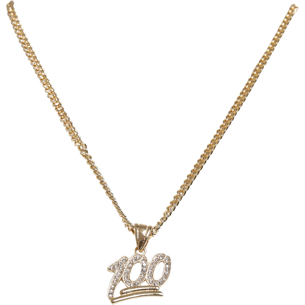 One Hundred Diamond Necklace