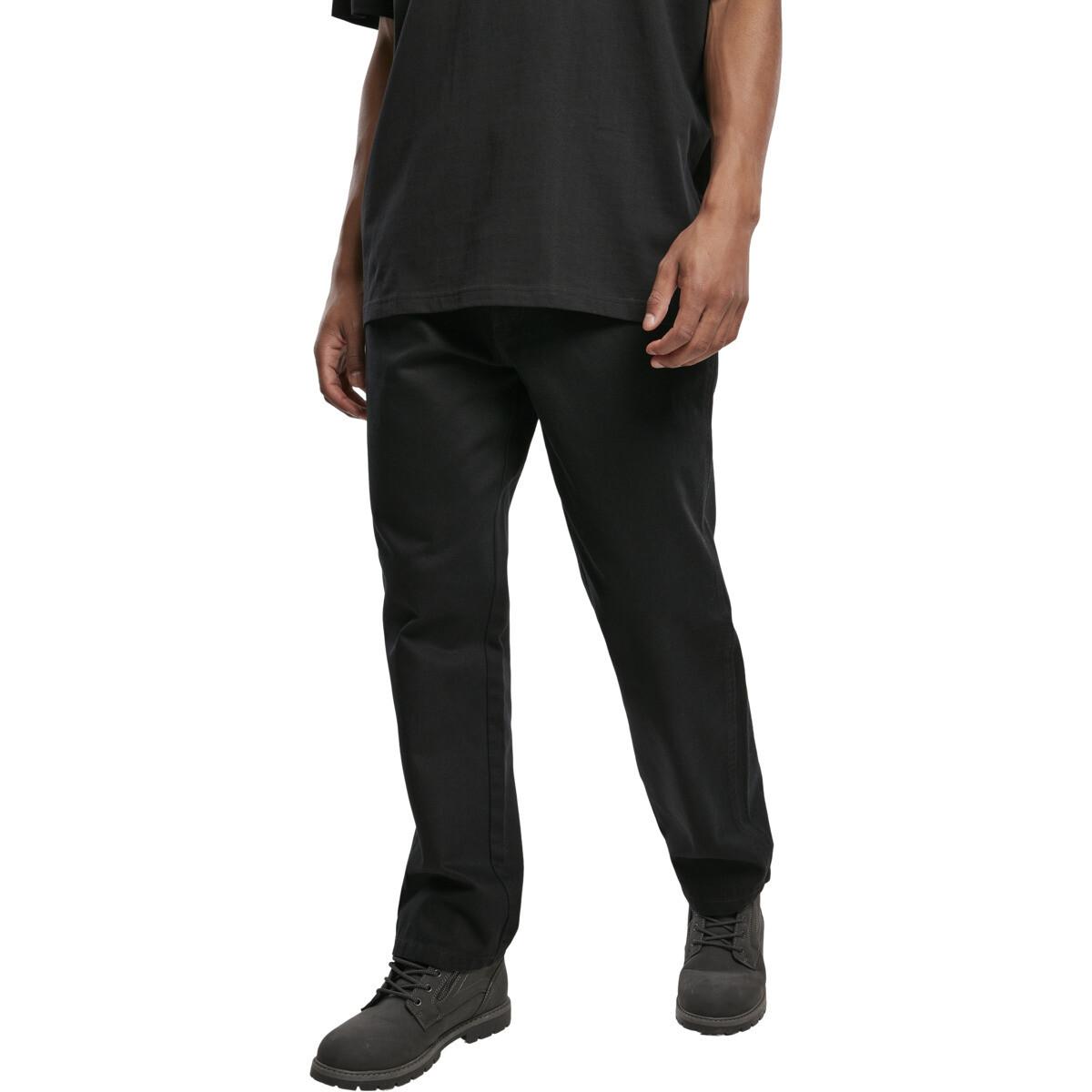Cross Hatch Basic Denim - Jet Black