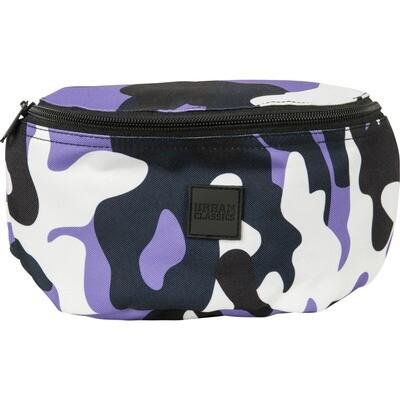 Camo Hip Bag - Ultraviolet Camo