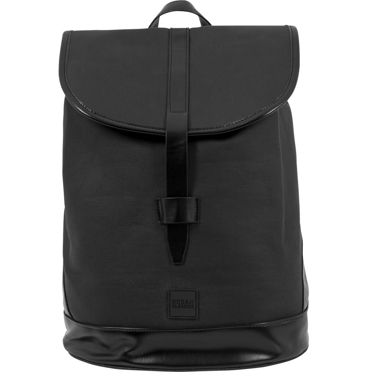 Topcover Backpack - Schwarz
