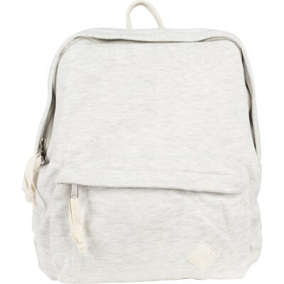 Sweat Backpack - Weiss