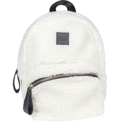 Sherpa Mini Backpack - Weiss