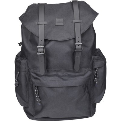 Backpack With Multibags - Schwarz