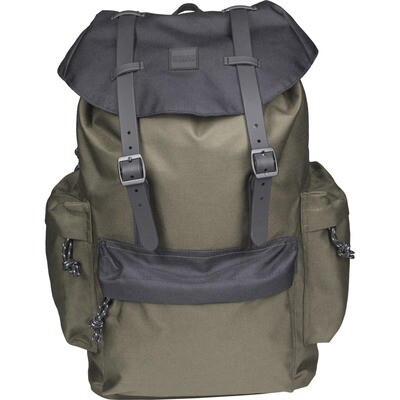 Backpack With Multibags - Olive