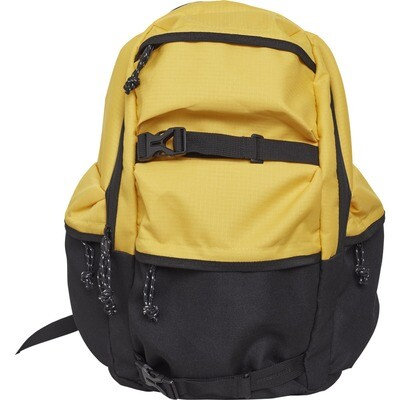 Backpack Colourblocking - Chrome Yellow